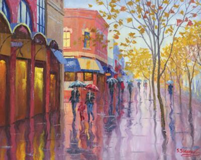 Rainy Day by Stanislav Sidorov