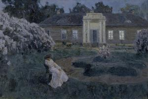 White Night, 1903 by Stanislav Yulianovich Zhukovsky