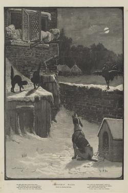 Christmas Waits by Stanley Berkeley