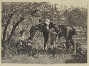 In the Orchard by Stanley Berkeley