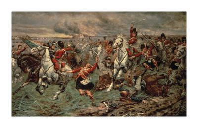 Waterloo Gordons And Greys To The Front