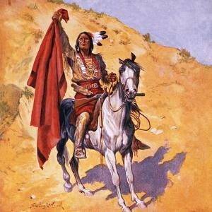 The Blanket Indian by Stanley L. Wood