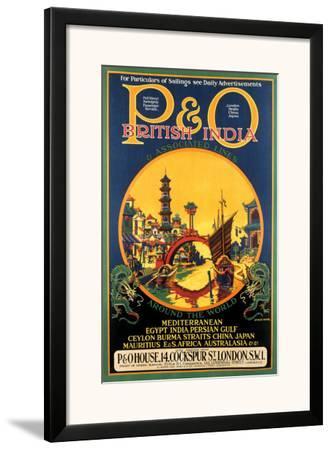 P&O Ocean Cruises