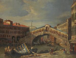 Venice Bridge by Stanley