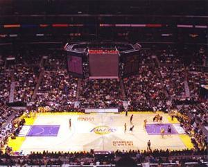 Staples Center - '04 Playoffs
