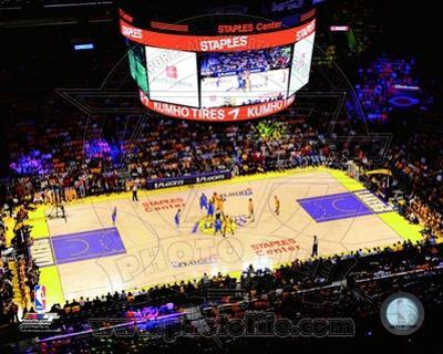 Staples Center 2011