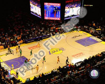 Staples Center Game One of the 2009-10 NBA Finals