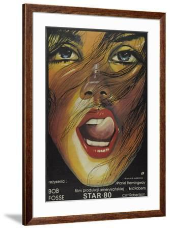 Star 80 - Polish Style--Framed Poster