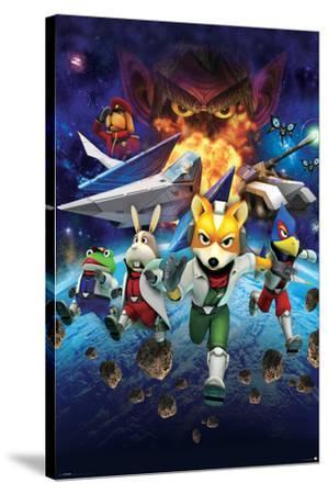 Star Fox 64- Charging Characters