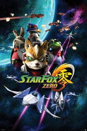 Star Fox Zero- Ready For Action