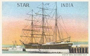 Star of India, San Diego, California