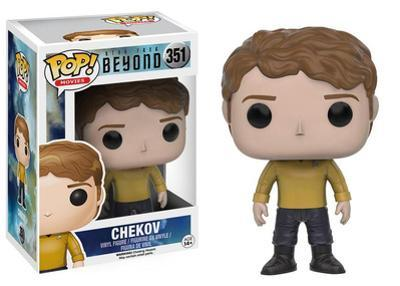 Star Trek: Beyond - Chekov Duty Uniform POP Figure