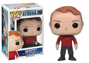 Star Trek: Beyond - Scotty Duty Uniform POP Figure