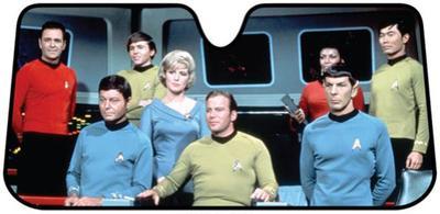 Star Trek - Bridge Car Sunshade