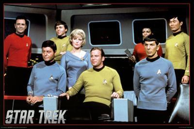 Star Trek- Cast