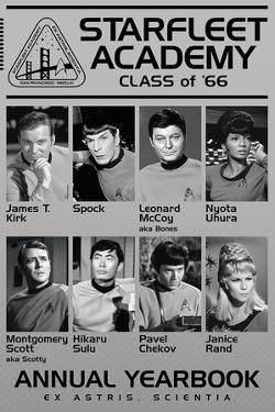 Star Trek - Class Of 66'