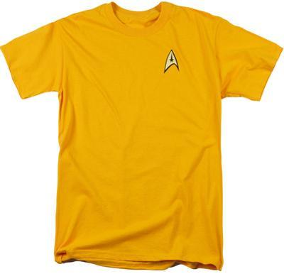 Star Trek - Command Uniform
