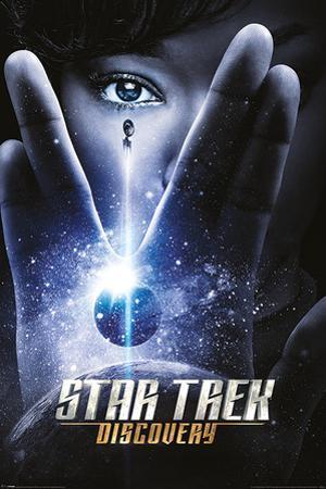 Star Trek Discovery - One Sheet