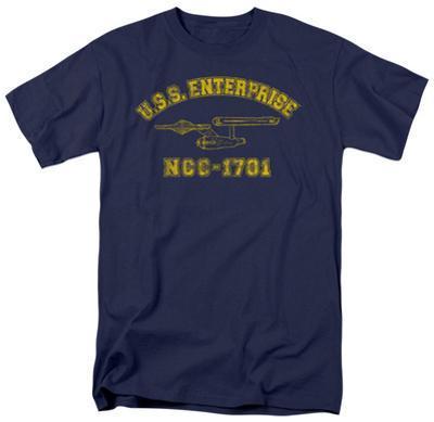 Star Trek-Enterprise Athletic