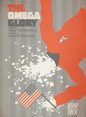 Star Trek Episode 52: The Omega Glory TV Poster