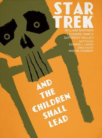 Star Trek Episode 59: And the Children Shall Lead
