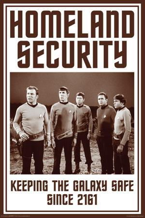 Star Trek- Homeland Security