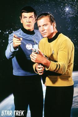Star Trek - Kirk / Spock