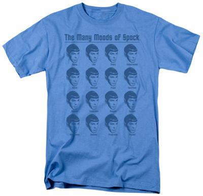 Star Trek-Many Moods Of Spock