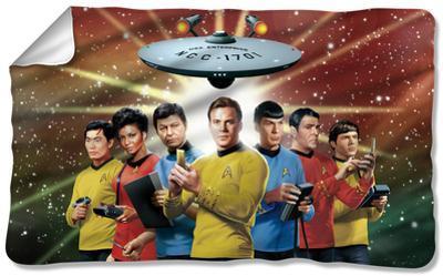 Star Trek - Original Crew Fleece Blanket