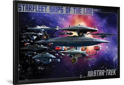 Star Trek- Ships Of The Line