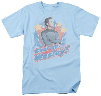 Star Trek-Shut Up Wesley