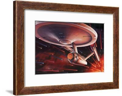Star Trek Special Edition--Framed Masterprint