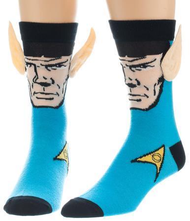 Star Trek - Spock Crew Sock with Ears