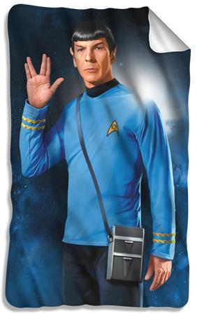 Star Trek - Spock Fleece Blanket