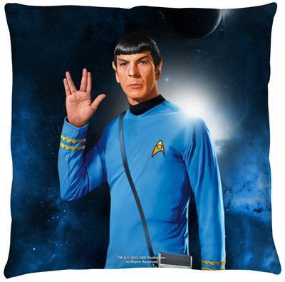 Star Trek - Spock Throw Pillow