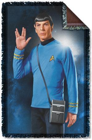 Star Trek - Spock Woven Throw