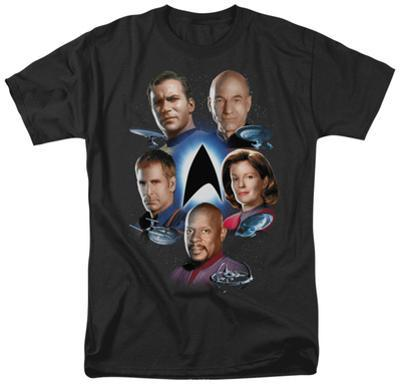 Star Trek-Starfleet's Finest