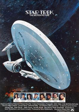 Star Trek, the Motion Picture, 1979