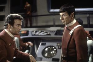 Star Trek : The Wrath Of Khan (photo)