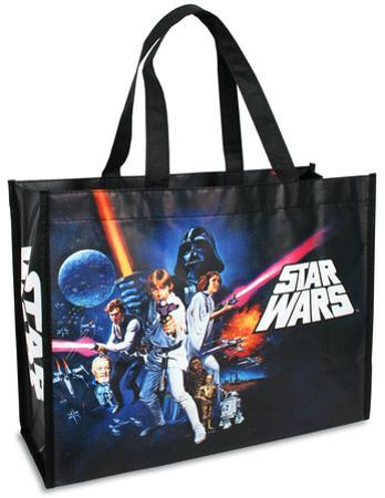 Star Wars: A New Hope Large Shopper Tote Bag