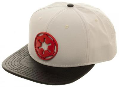 Star Wars - AT-AT Driver Metal Badge Snapback