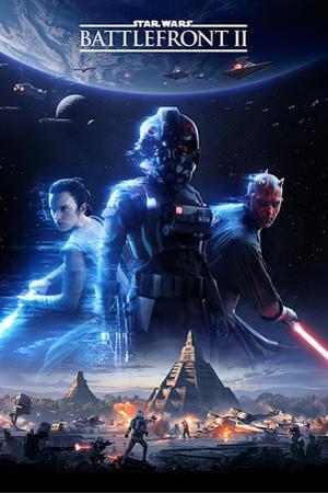 Star Wars Battlefront 2 - Game Cover
