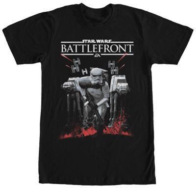 Star Wars Battlefront- Forward Battalion