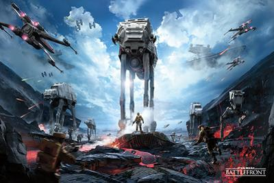 Star Wars Battlefront - War Zone