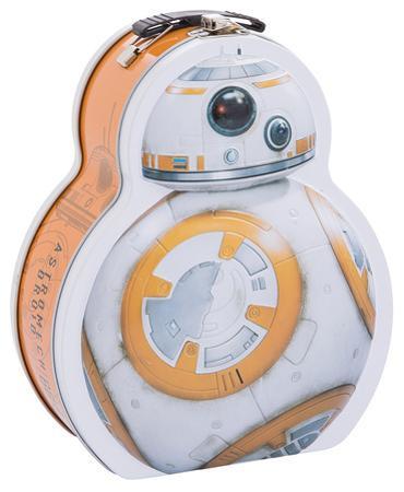 Star Wars - BB-8 Shaped Tin Lunch Box