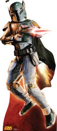 Star Wars - Boba Fett Lifesize Standup