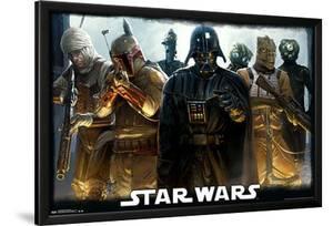 Star Wars - Bounty Hunters