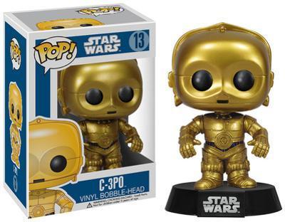 Star Wars - C3PO POP Figure