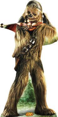 Star Wars - Chewbacca Lifesize Cardboard Cutout