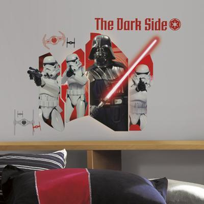 Star Wars Classic Darth Vader Peel & Stick Wall Graphic